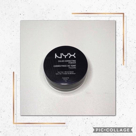 ✨ NYX Colour Correcting Setting Powder ✨